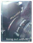 FUJICA ST801(一眼フィルムカメラ)